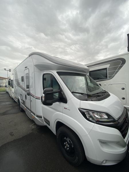 camping car LMC ELEMENT T 608 modele 2020